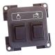 CBE Grey Switch for Pump & Light