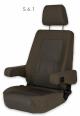 Sportscraft Captain Seat S6.1 frame and foam with adjustable armrests (UNTRIMMED)