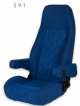 Sportscraft Captain Seat S9.1 frame and foam with adjustable armrest (UNTRIMMED)